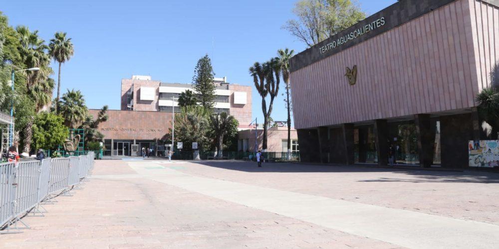 Saturación de camas alcanza a 2 hospitales de Aguascalientes