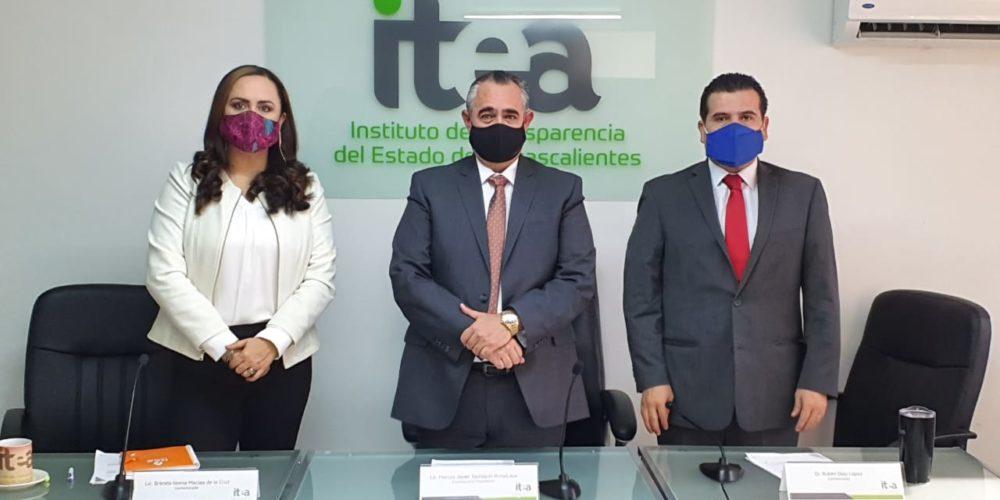 Se opone el Instituto de Transparencia de Aguascalientes a desaparición del INAI