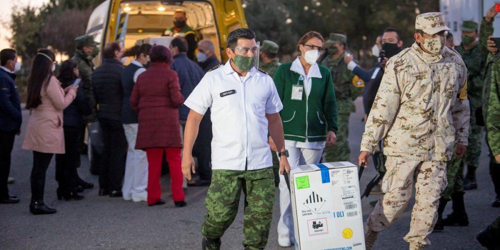 990 muertes en las últimas 24 horas por Covid-19