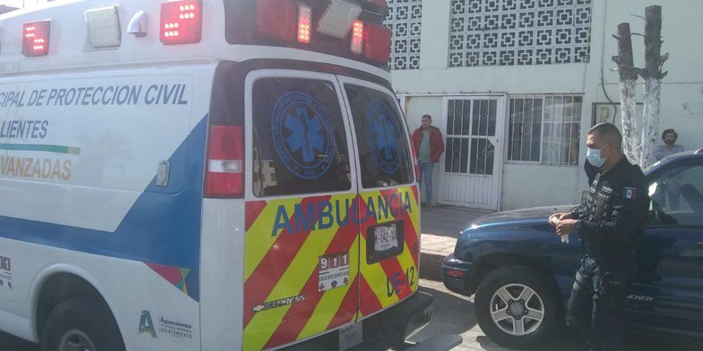 Dejan malherido a septuagenario durante una riña en Pilar Blanco