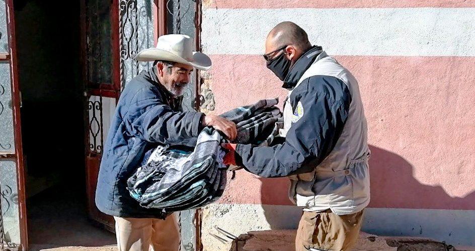 Alertan por temperaturas de 5 a 10 grados bajo cero en Aguascalientes