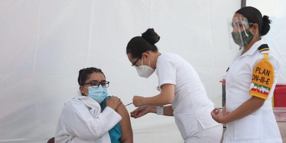 Son ya 122,855 defunciones por coronavirus en México