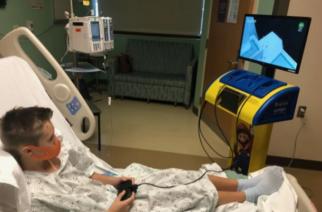Nintendo instala versiones especiales de Switch en hospitales para niños