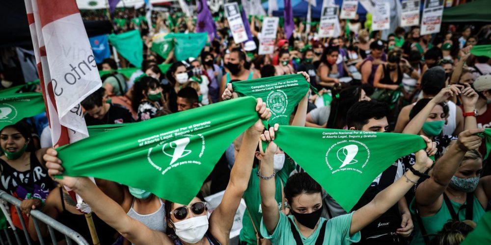 Legalizan el aborto en Argentina