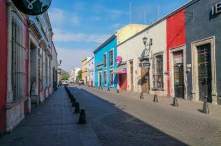 En riesgo de cierre hasta 30% de comercios en el centro de Aguascalientes
