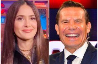 Julio César Chávez y Salma Hayek tuvieron un romance