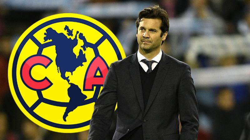 Santiago Solari es nuevo director técnico del América