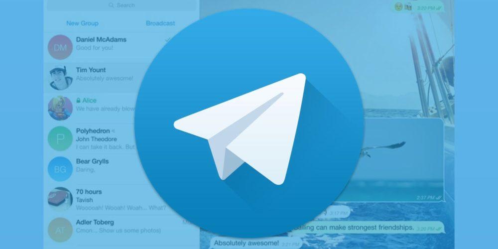 Estas son las nuevas actualizaciones de Telegram