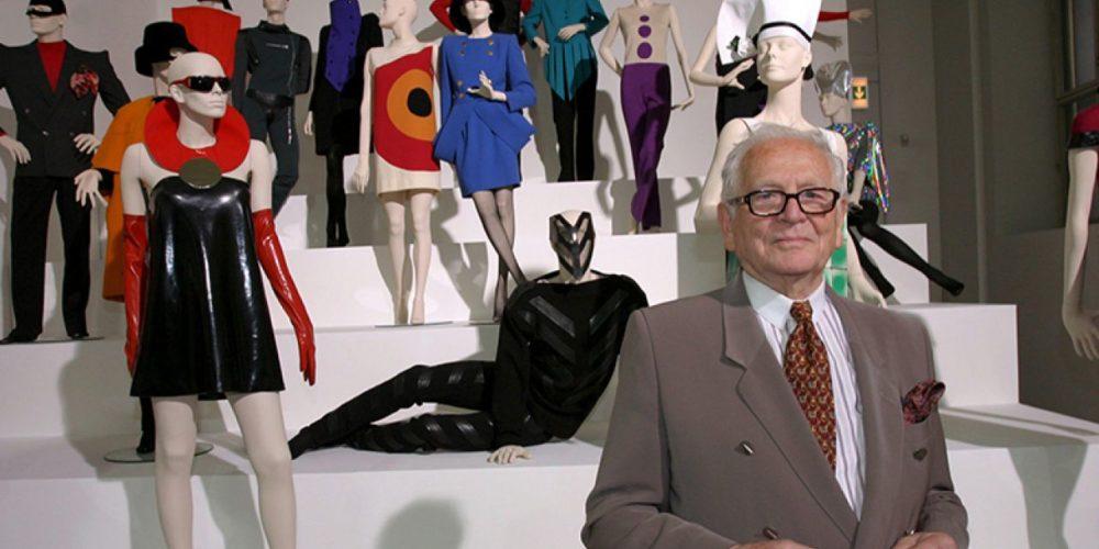 Muere Pierre Cardin, diseñador de moda francés