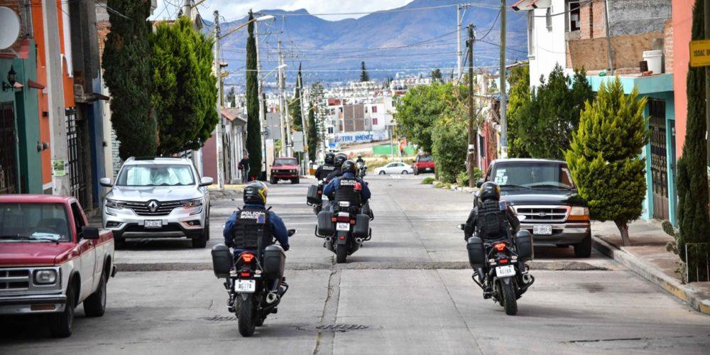 Jiménez coloca a Aguascalientes en 3er lugar de percepción de seguridad en el país