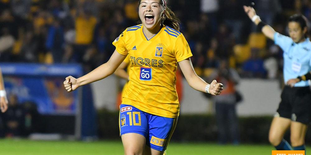 Katty Martínez se lleva el mejor gol del Guardianes 2020