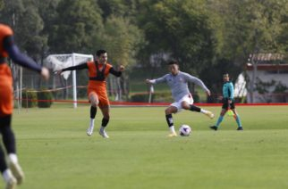 Alebrijes derrota 2 a 1 a Necaxa en amistoso
