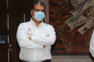 A tope área Covid de Hospital de Pabellón de Arteaga