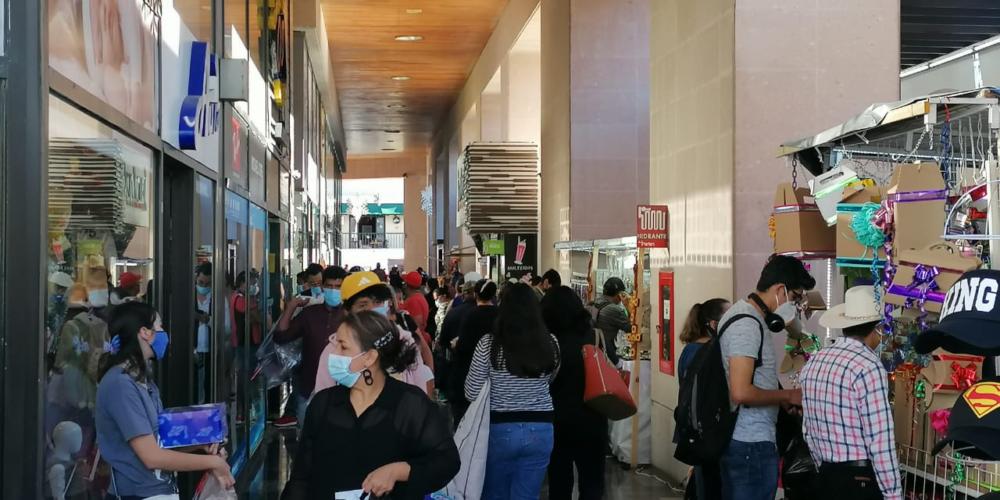 Esperan incremento de casos Covid-19 tras fiestas decembrinas en Aguascalientes