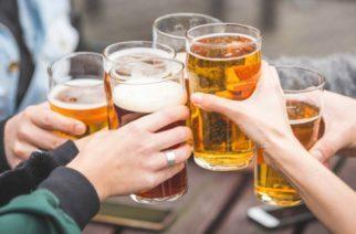 En Aguascalientes 2 de cada 10 son bebedores de alcohol