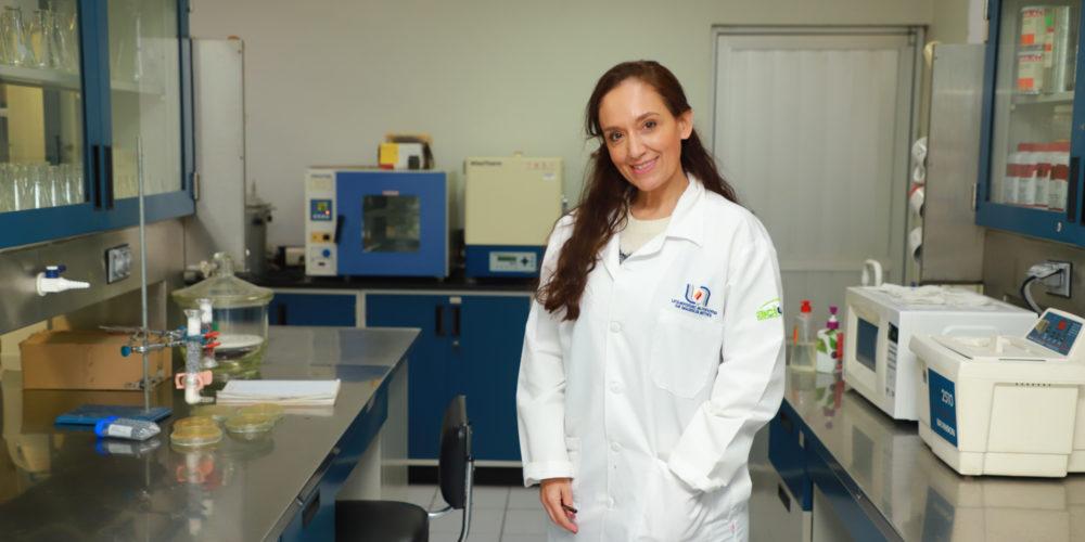 Investigadora de la UAA desarrolla dispositivo para purificar el aire de interiores