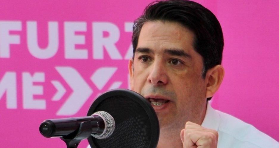 Fuerza México va por 11 alcaldías y el Congreso del Estado: Lozano