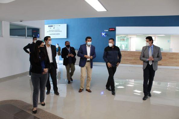Diputados supervisan medidas sanitarias en bachilleratos con modalidad presencial