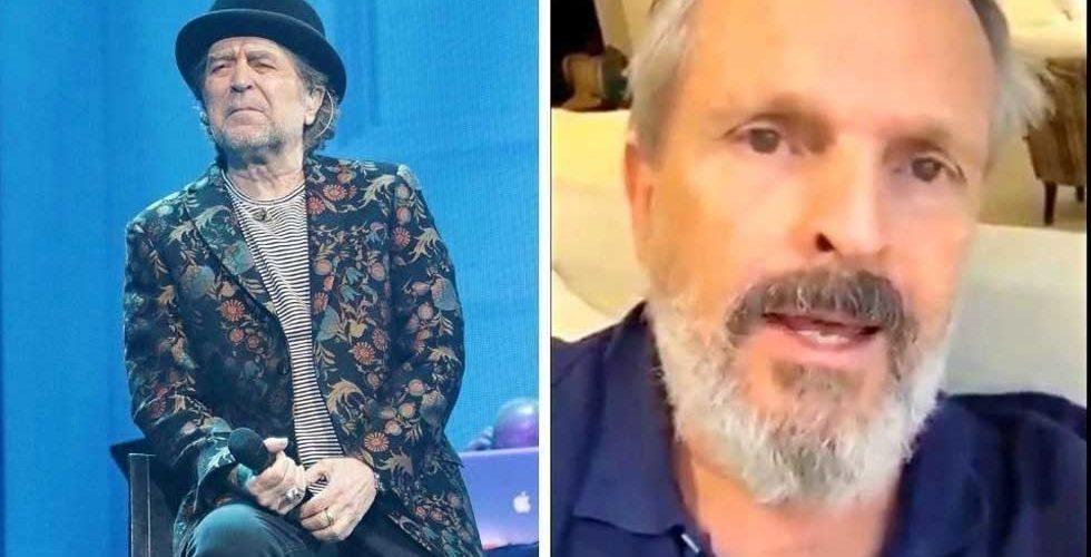 Miguel Bosé y Enrique Bunbury son parte de una secta anti Covid: Sabina