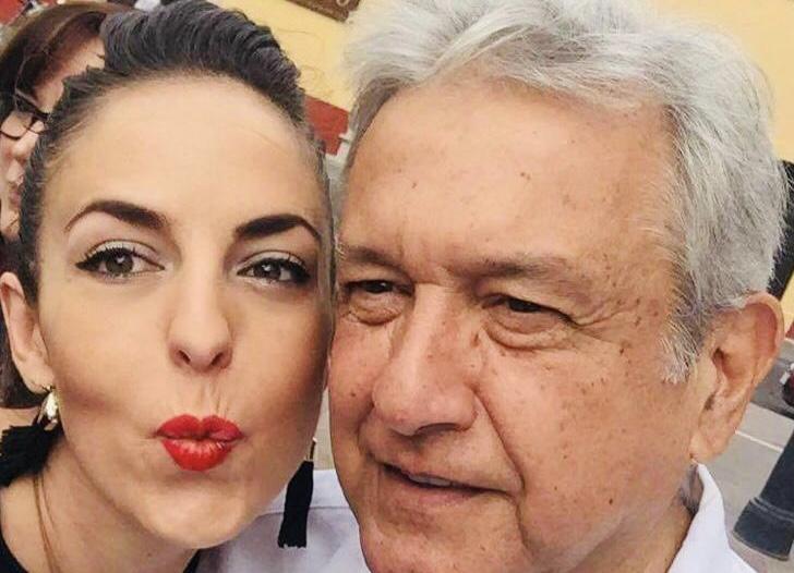 Paula Martín de Anda precandidata a diputada de Morena en el Distrito 18