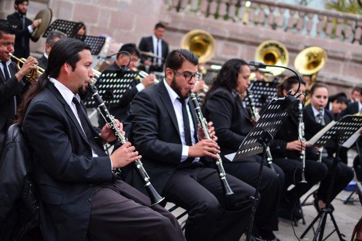 Abren convocatoria para formar parte de la Banda Sinfónica Municipal