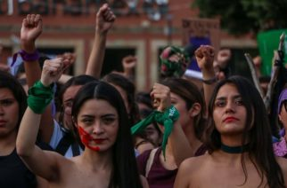 Feministas saldrán a manifestarse a las calles de Aguascalientes