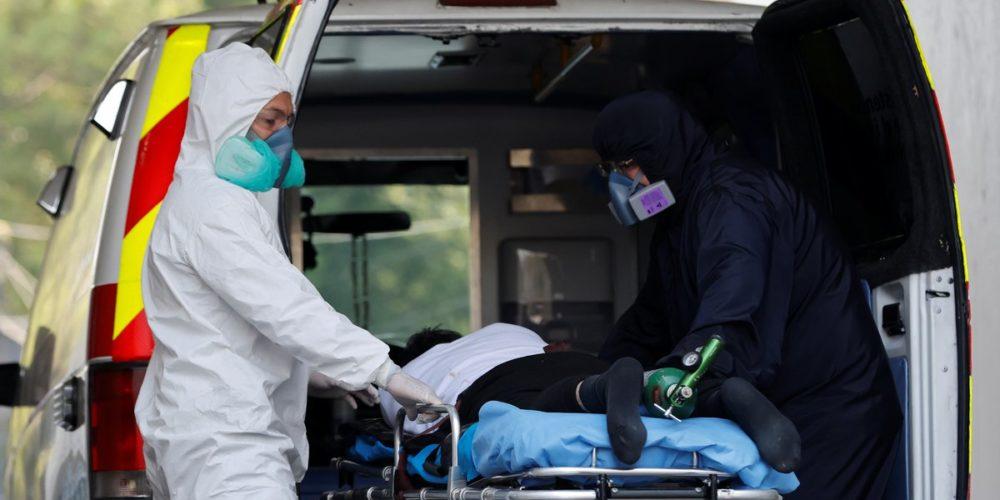 128,822 decesos por coronavirus en México