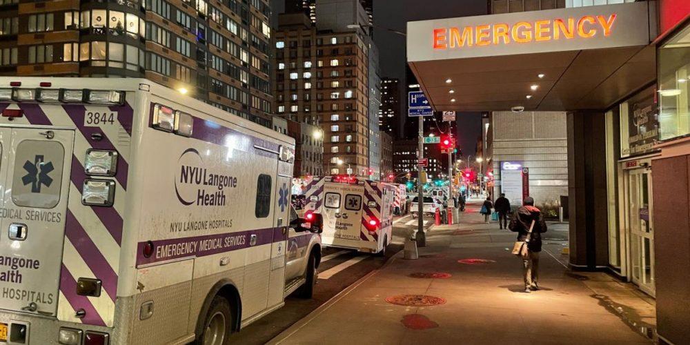 Aconsejan a ambulancias de Los Ángeles no trasladar a pacientes con pocas probabilidades de vivir