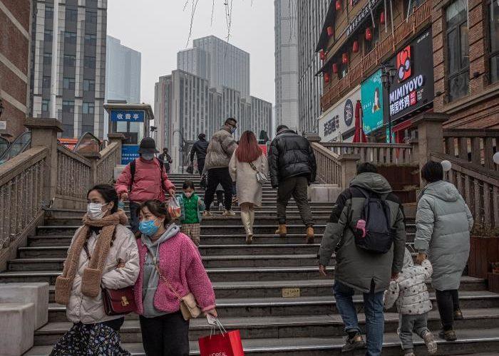 OMS inicia investigación sobre origen del Covid-19 en Wuhan