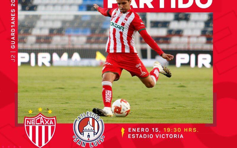 Confirmado: Necaxa vs San Luis se jugará con aficionados en el Estadio Victoria
