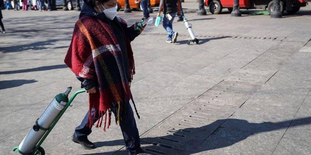 Imparable Covid en México: 16,374 nuevos contagios, y 1,434 muertes en las últimas 24 horas