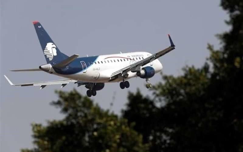 Aeroméxico pone en cuarentena a tripulación que trasladó a AMLO a la CDMX