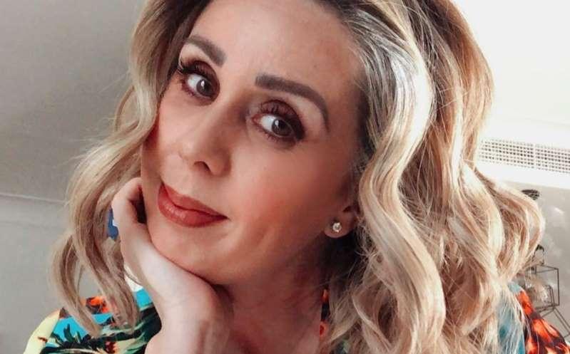Atala Sarmiento reaparece en Sale el Sol