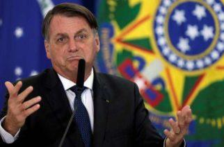 Brasil se declara en bancarrota