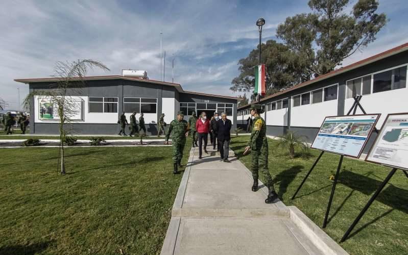 Jefe militar que tuvo contacto con López Obrador dio positivo a Covid-19