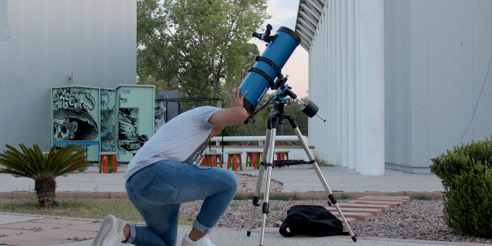Museo Descubre invita a participar en curso básico de astronomía