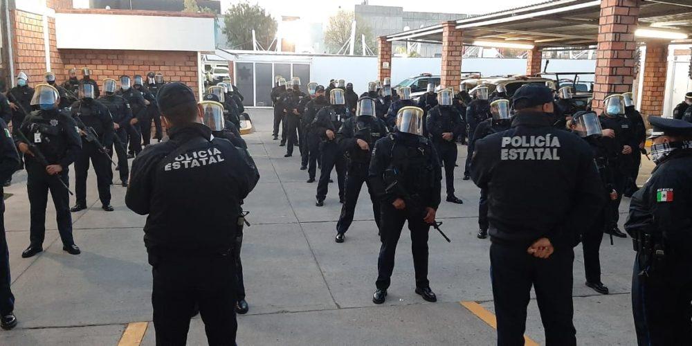 15 de enero cierra convocatoria para aspirantes a policía estatal
