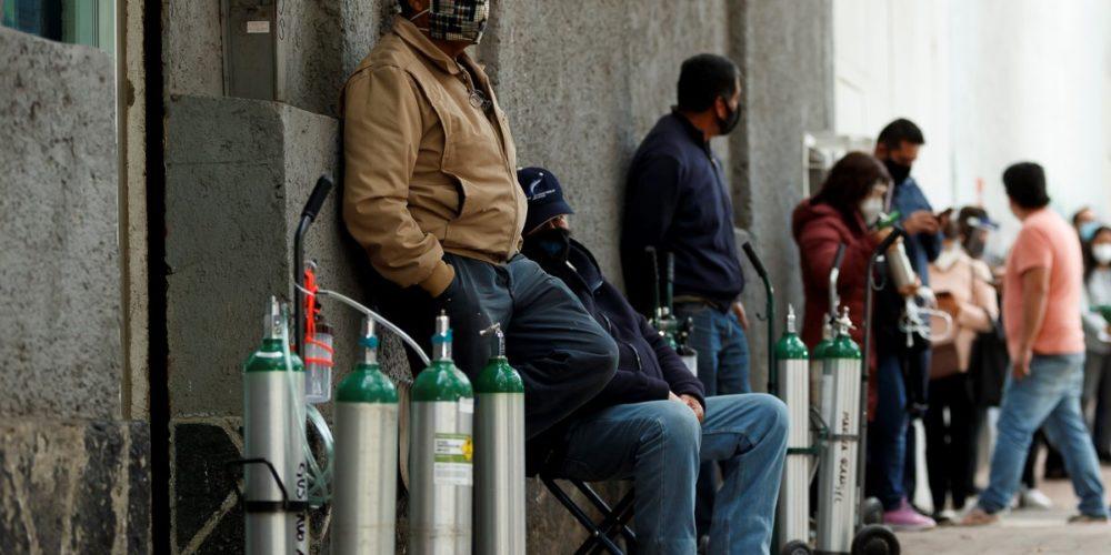 Imparables los contagios por covid en México; van más de  1,588,369 casos
