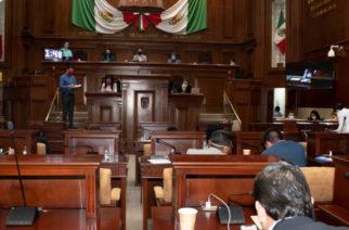 Congreso de Aguascalientes copado por grupos pro familia: Morena