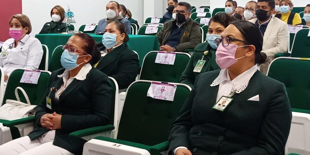 Reconocen al personal de Enfermería del IMSS Aguascalientes