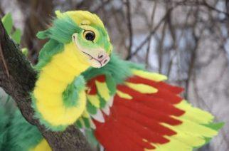 """Se viraliza peluche de """"Baby Quetzalcoatl"""". Este es su precio"""