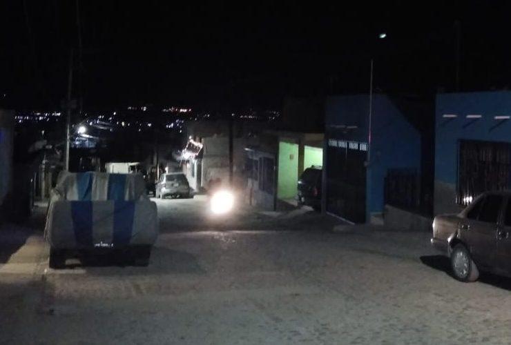 Apagón del fin de semana pega a habitantes de Rincón de Romos