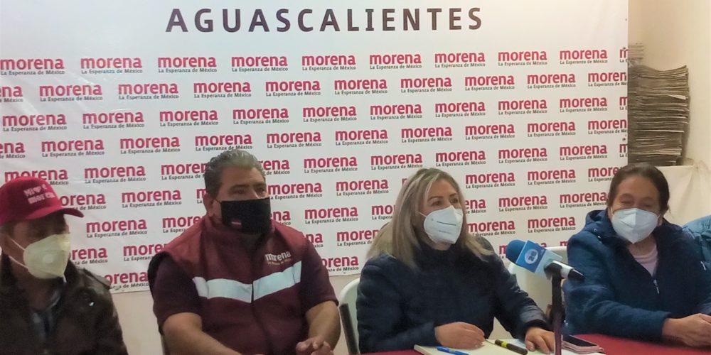 """Morenistas arremeten contra Arturo Ávila.""""No puede tomar atribuciones del partido"""", dicen"""