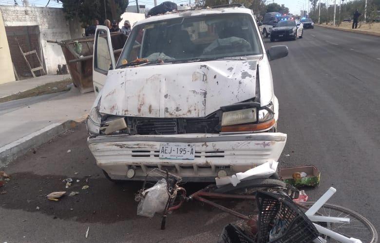 Fallece anciano en accidente vial en La Soledad