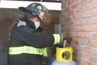 Protección Civil recomienda revisar instalaciones de gas por riesgo de flamazos