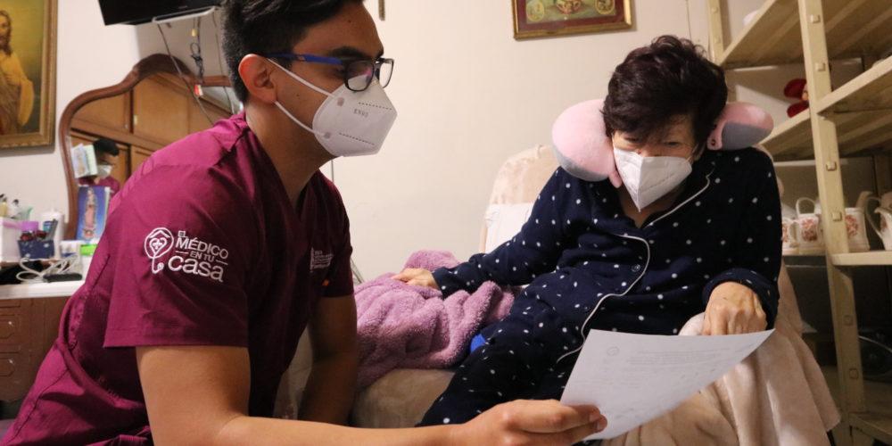 Busca ISSEA brindar más atenciones y servicios a enfermos terminales