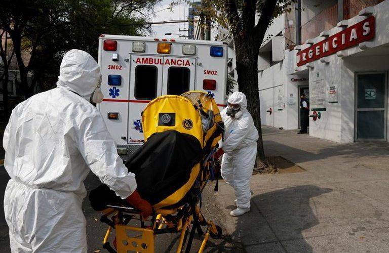 Nadie se salva de contagiarse por covid; en un día se registraron 20,545 casos