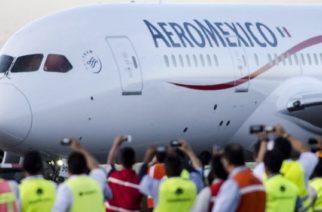 Aeroméxico solicita dar por concluidos contratos colectivos con sindicatos