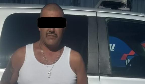 Quiso violar a su hijastra menor y lo detuvieron en Cosío