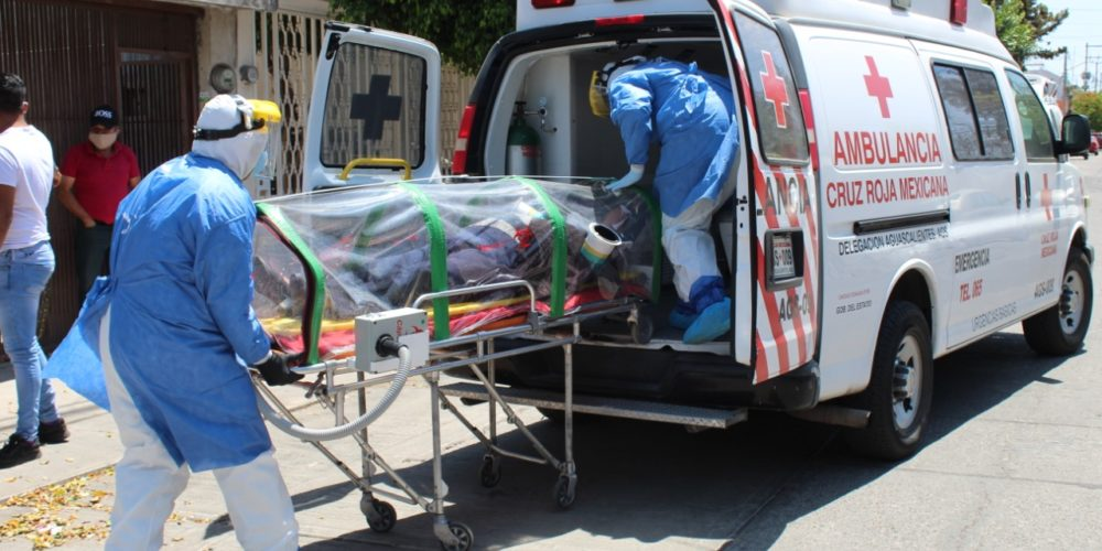 Repuntan hospitalizados por Covid-19 en Aguascalientes